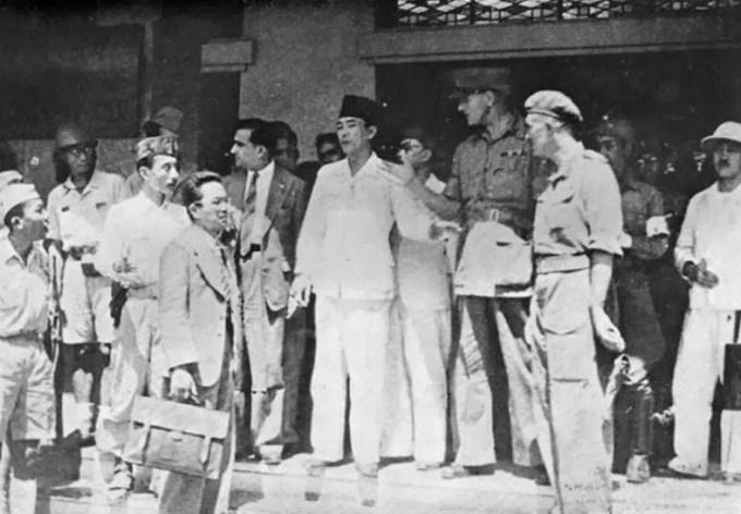 sejarah tentang kemerdekaan indonesia