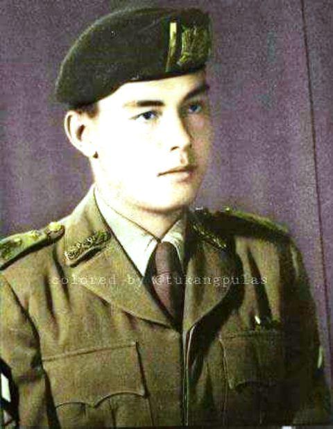 Sejarah Pahlawan nasional Pirre Tadean