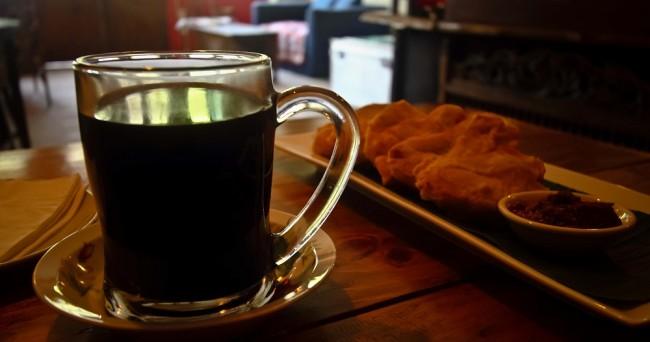 Usaha warung kopi modal kecil