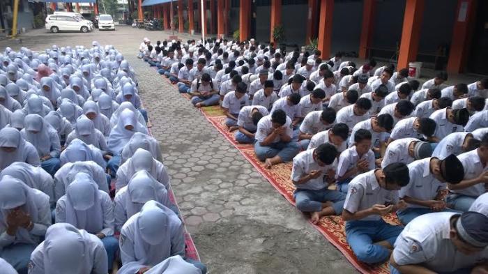 perkembangan sekolah islam