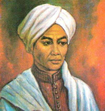 sejarah pahlawan nasional indonesia pangeran diponegoro