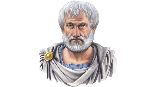 Sejarah menurut aristoteles