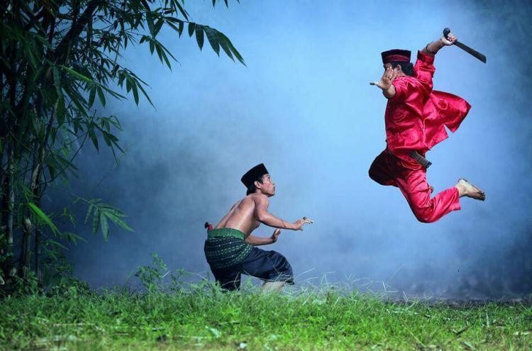 Perkembangan pencak silat di indonesia