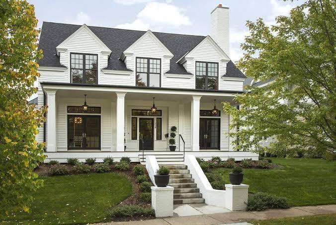 Gaya Rumah Klasik Kolonial