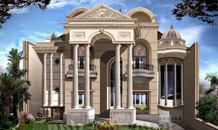 Macam macam desain rumah klassic