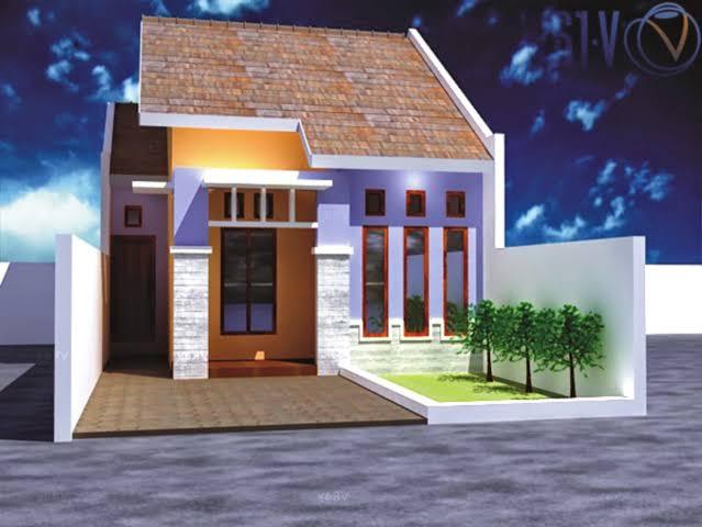 Rumah Minimalis Sederhana Tipe 21