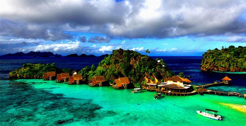 Keindahan Pemandangan Samudra Hindia