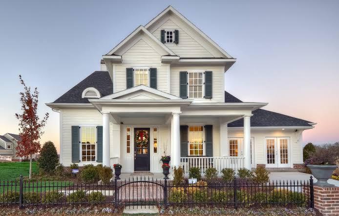 Model Rumah American Classic
