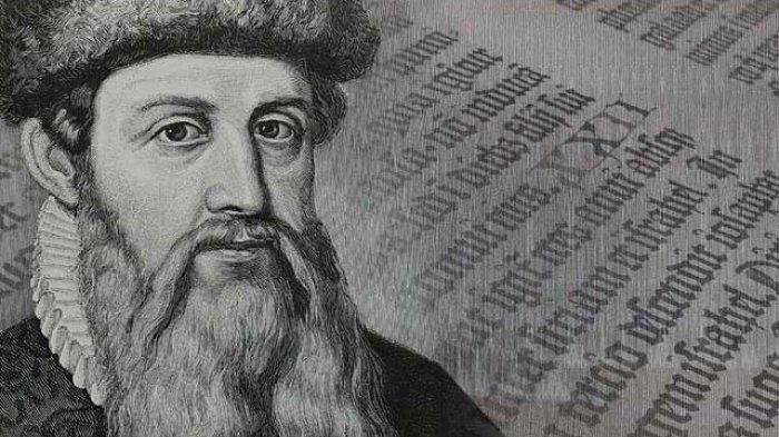 Masa Muda Gutenberg