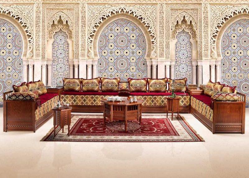 Desain Rumah Maroko