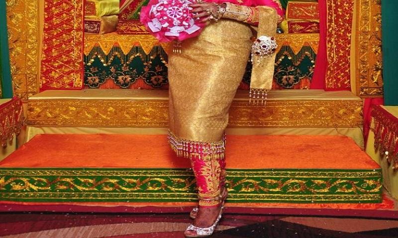 Celana Cekak Musang Aceh