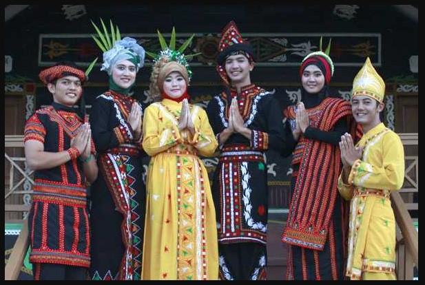 Baju Kurung Aceh