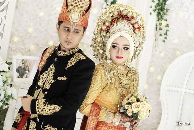 Pakaian Adat Aceh Modern
