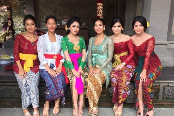Nama Pakaian Adat Bali Pria Wanita Terlengkap +Gambar ...