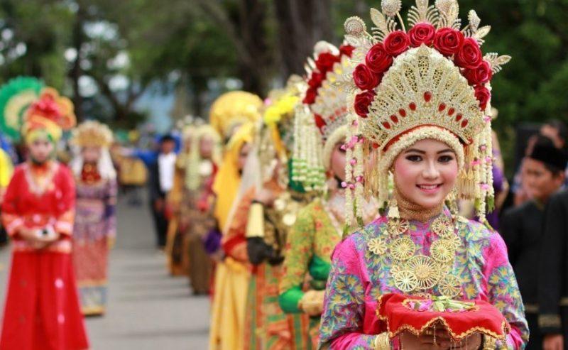 Pakaian Adat Aceh Untuk Wanita