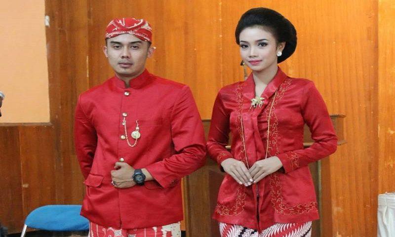 Baju Bedahan, khas Jawa Barat