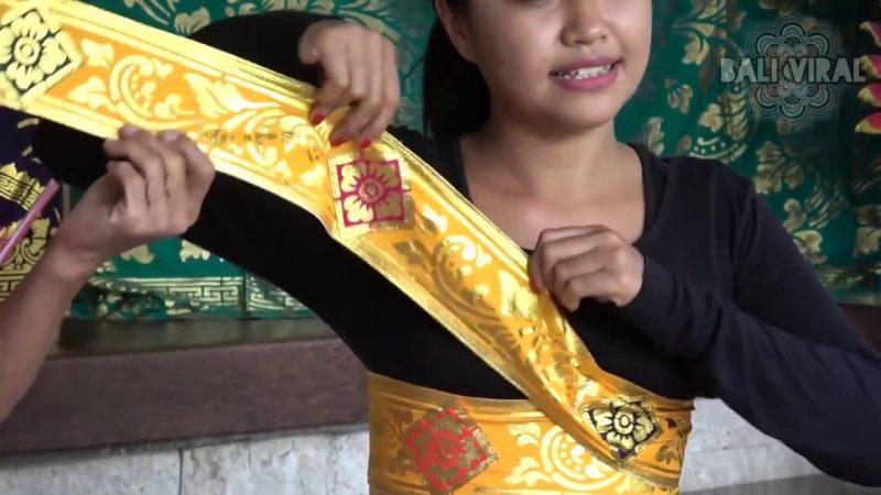 Ikat Pinggang Khas Jawa Barat