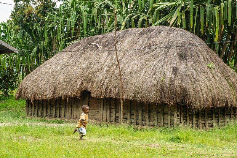 Ukuran rumah di papua