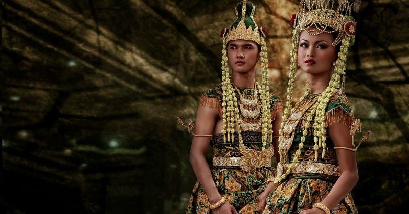Pakaian Pengantin Cirebon
