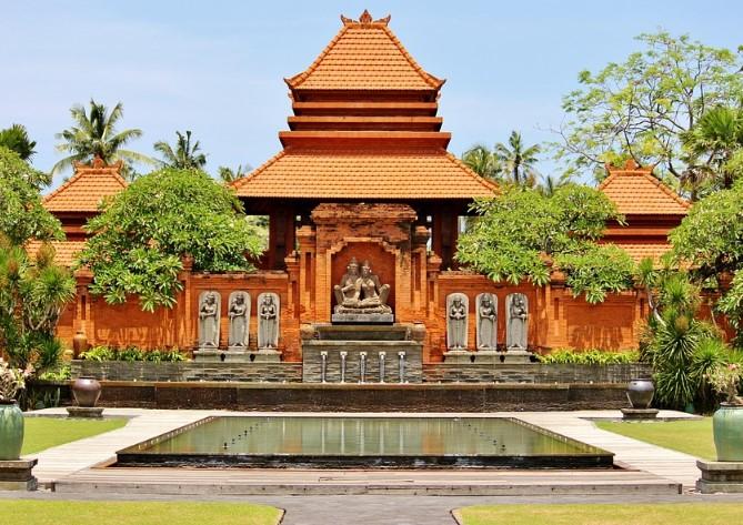 Desain rumah tradisional Bali