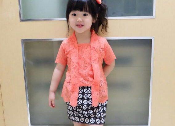 Pakaian khas untuk anak perempuan
