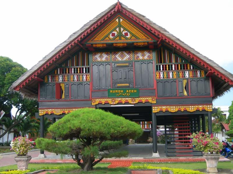 Rumah Adat Aceh, Krong Bede