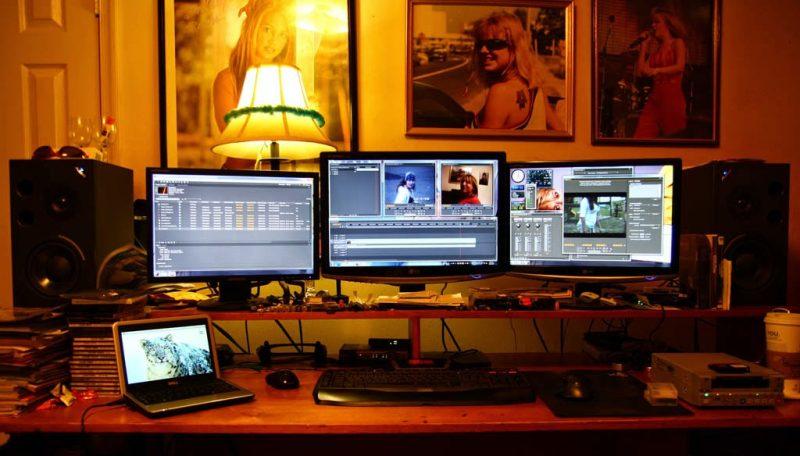 Editing foto dan vidio