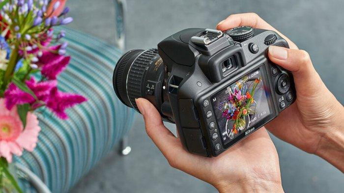 Teknik Memegang Kamera