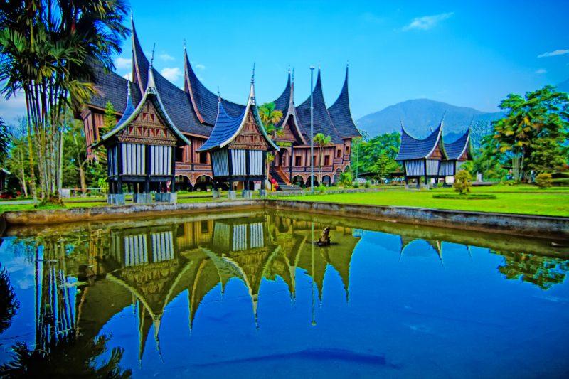 Jenis rumah adat Gadang Sumatera Barat