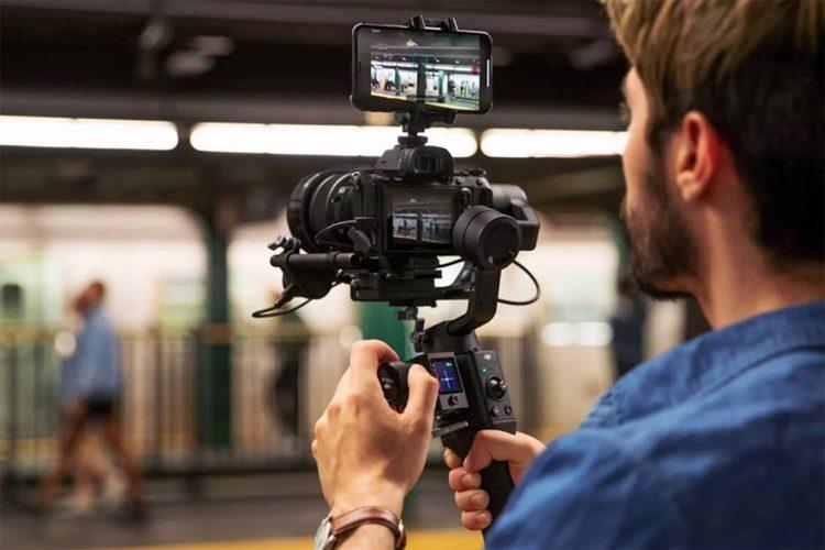 Cara menggunakan gimbal kamera yang benar