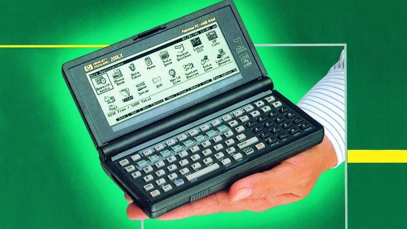 Jenis jenis komputer, komputer palmot