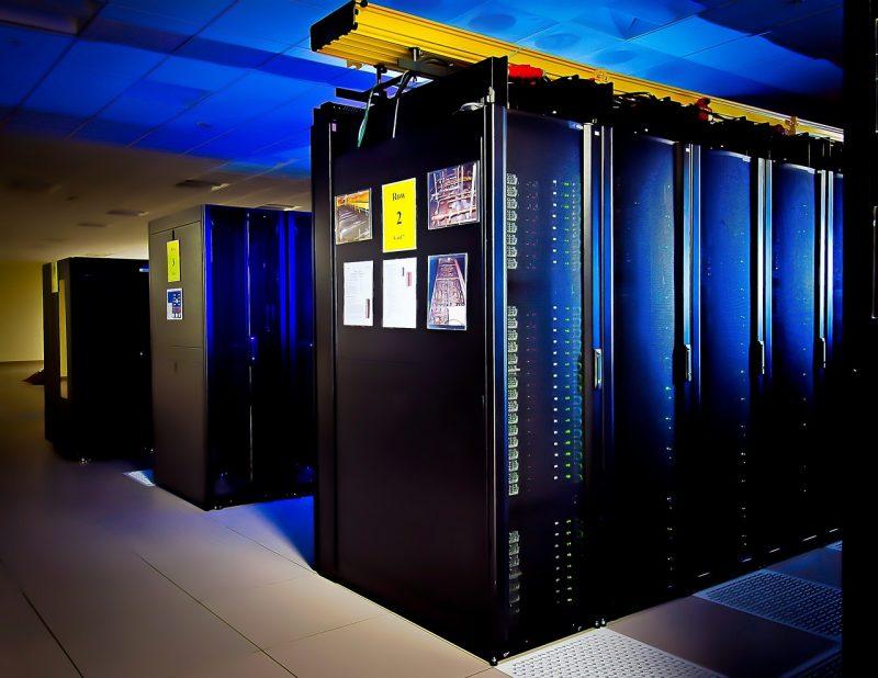 Jenis jenis komputer, komputer Mainframe