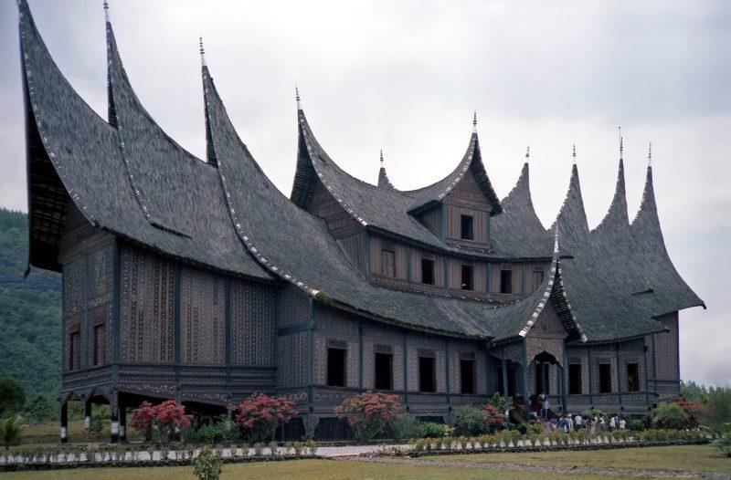 Keunikan Rumah Gadang Sumatera Barat