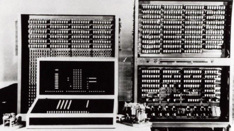 Jenis komputer generasi pertama