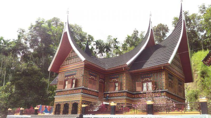 Rahasia 7 Tipe Rumah Adat Sumatera Barat Yang Belum Orang Tau