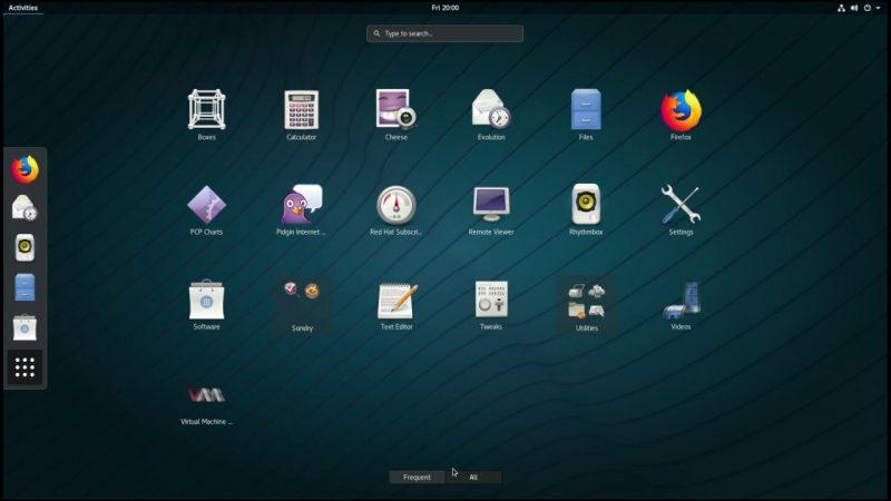 Sistem Operasi Jaringan Berbasis Grafis