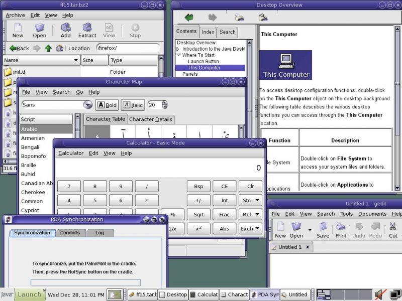 Sistem Operasi Jaringan Berbasis Text